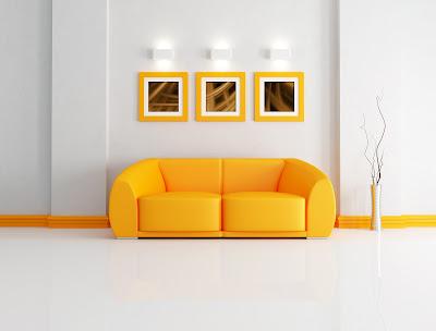 Sofá para sala de estar