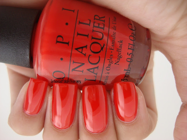 OPI - I Stop For Red