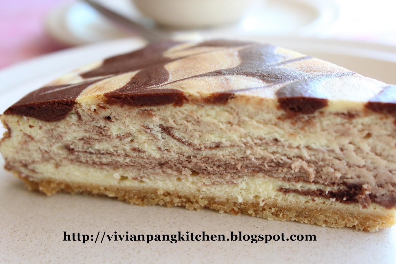 ... cheesecake I want to bake. Until I read Carol's marble cheesecake