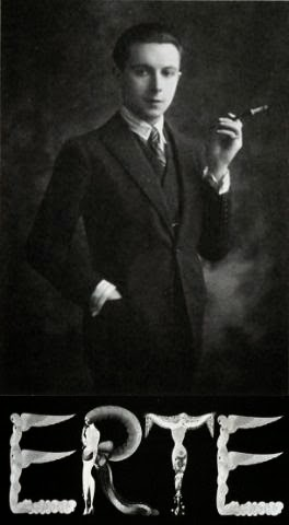 Erte - The Father of Art Deco