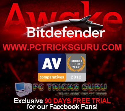 Bitdefender Offers Free 3 Months License To It's Facebook Fans