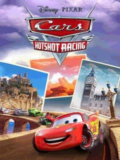 Cars: Hotshot racing Touchscreen Game,download games for touchscreen mobiles
