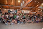 Campamento en Laguna de Lobos. Enero 2013