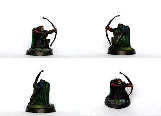 Figurka Rangera z Gondoru, obrońcy Osgiliath i Ithilien