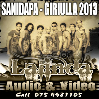 SANIDAPA LIVE IN GIRIULLA 2013