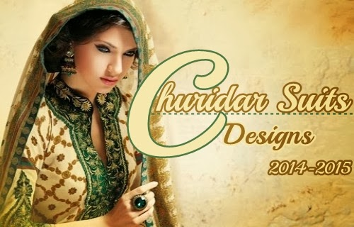 Churidar Suits 2014