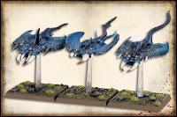 Warhammer Aulladores de los Demonios del Caos