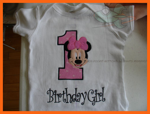 How To Embroider On A Onesie Or Small Shirt For A Child Natures