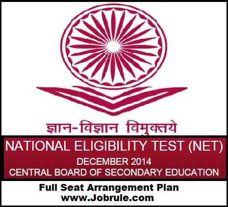 CBSE UGC NET 28th December 2014 Calcutta University (CU Venue Code 12) Subject/Roll Wise Seating Arrangement Plan