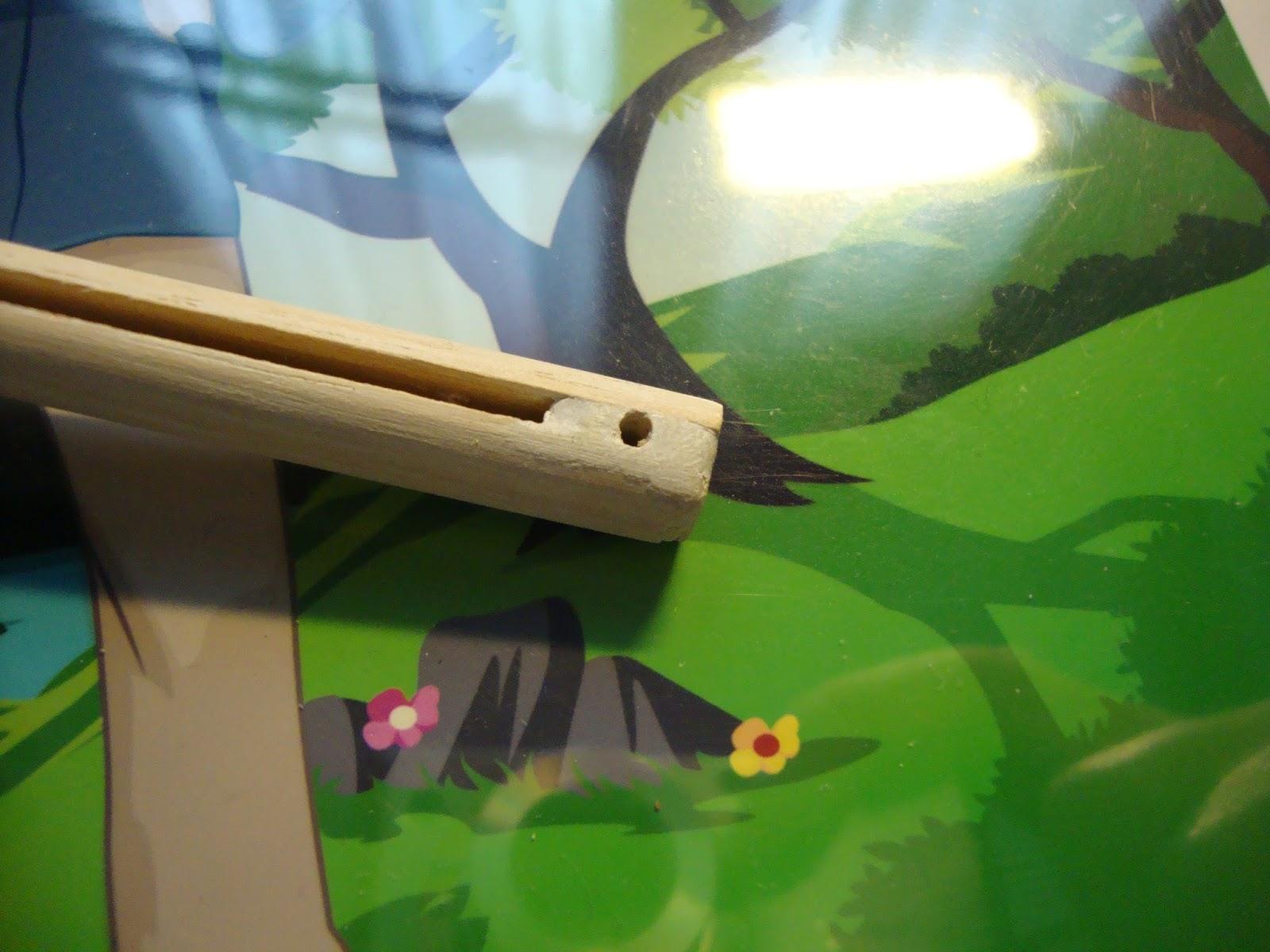 Marco para fotos reciclando calendarios chinos. - Handbox Craft ...