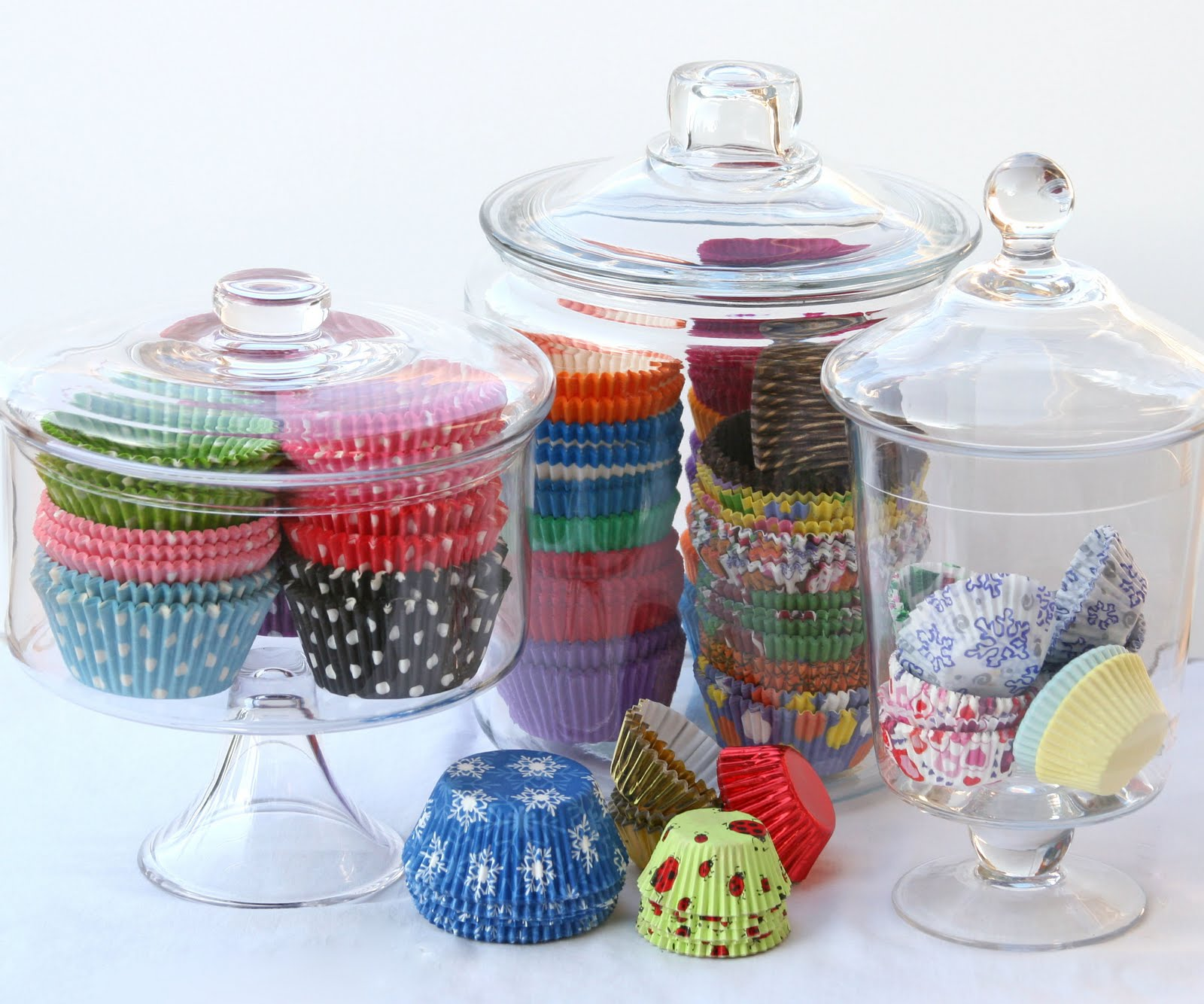 Amazing I Like To Store Some Of My Pretty Liners In Glass Jars, For Easy Access And  A Colorful Display.