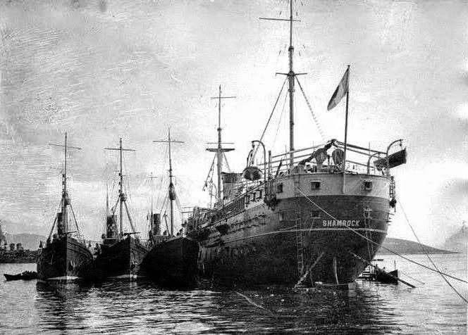La Marcophilie Navale  Salonique Marie