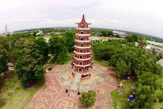 Pulau Kemaro - Objek Wisata di Palembang