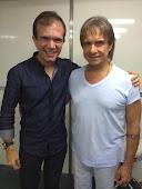 Waldonys e Roberto Carlos