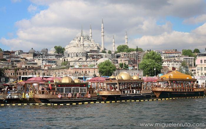 Bósforo-Estambul