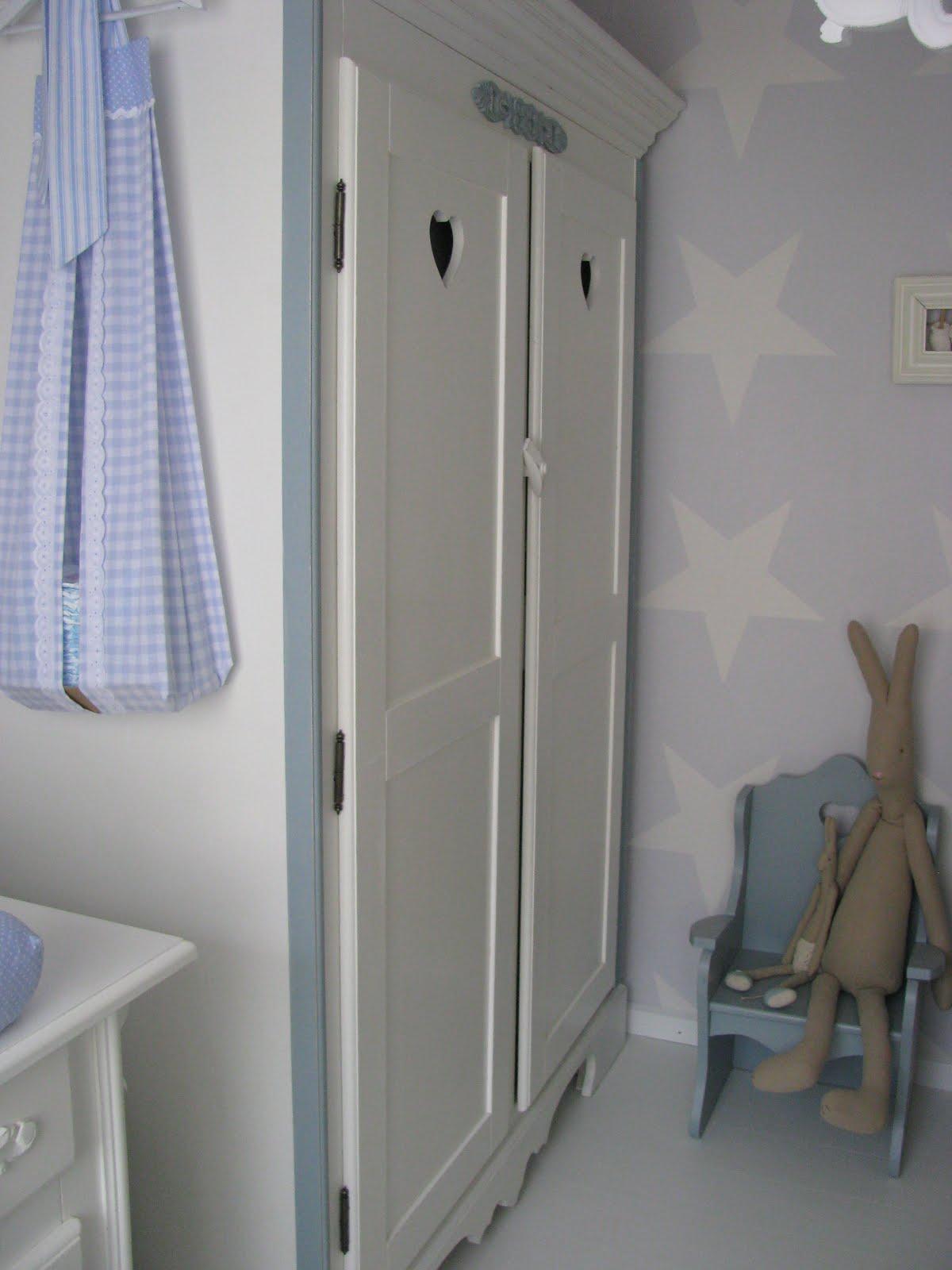 Babykamer behang konijn: behang babykamer goedkope babykamers ...