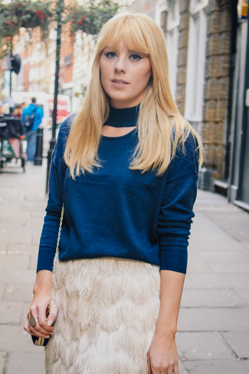 Asos Cut Out Jumper The Goodowl