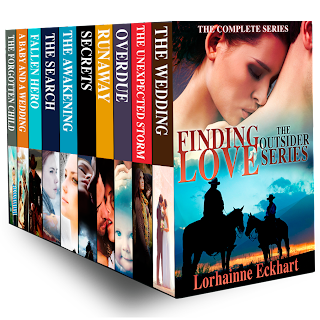 {Giveaway} The Outsider Series boxset by Lorhainne Eckhart