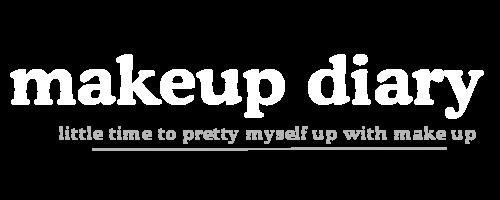 makeup diary
