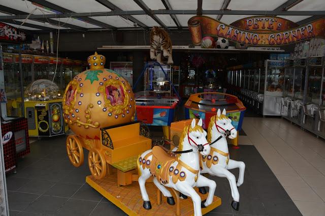 Blankenberge Arcade Lunapark