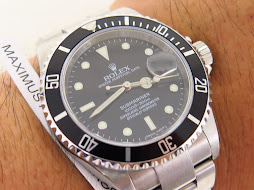ROLEX SUBMARINER DATE - ROLEX 16610 - SERIE M YEAR 2008 REHAUTE - FULLSET BOX PAPERS-VERY MINT COND
