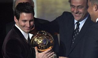 Las `viejas glorias´ hablan del tercer balón de oro que consiguió Lionel Messi
