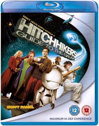 ดู The  Hitchhiker's Guide to the Galaxy รวมพลเพี้ยนเขย่าต่อมจักรวาล
