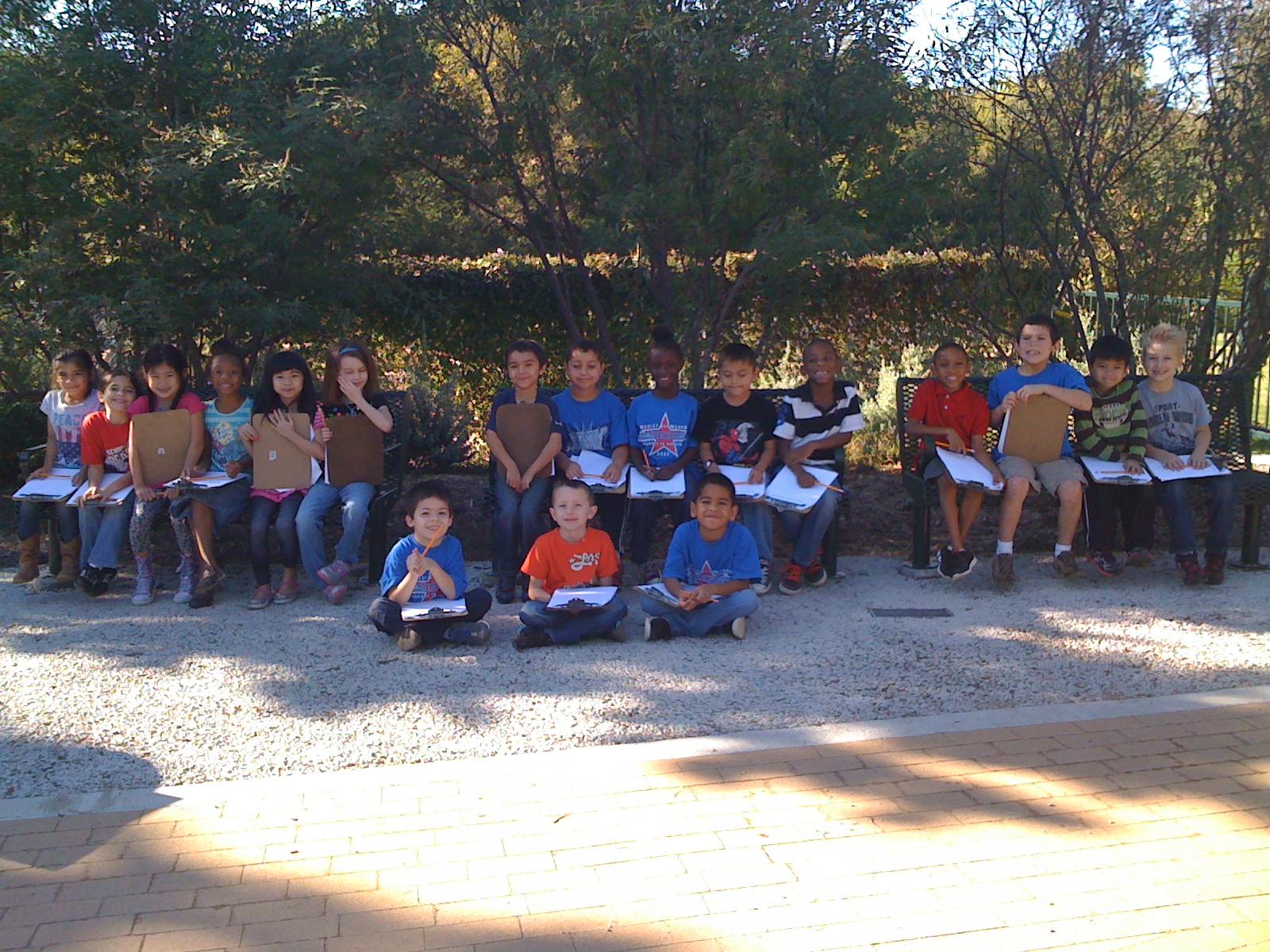 Bishop 39 S Blackboard An Elementary Education Blog Nature Center Field Trip