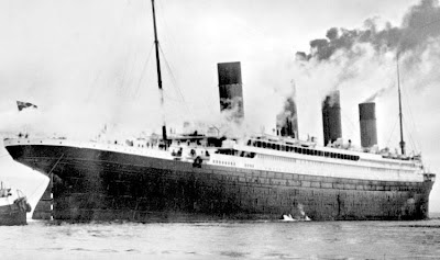 RMS Titanic 1912