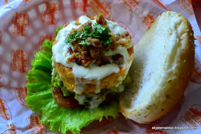 Holy Guacamole - Burger Company
