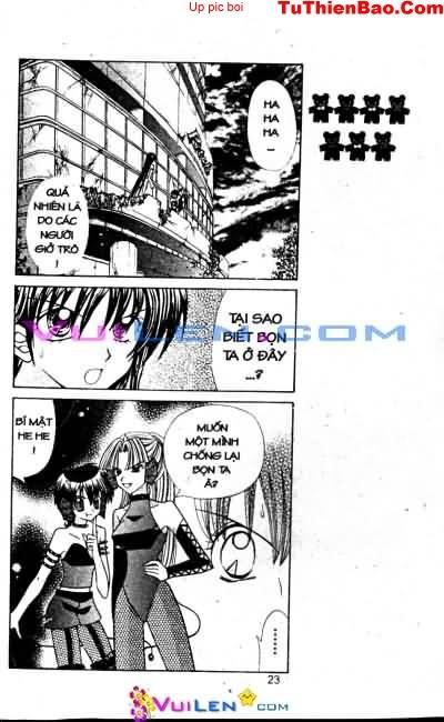 Viên Ngọc Nàng Tiên Cá Chapter 6 - Trang 23