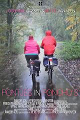 Pontjes in poncho's