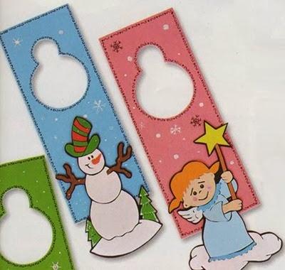 Los chatos manualidades para ni os esta navidad - Manualidades de navidad para ninos pequenos ...