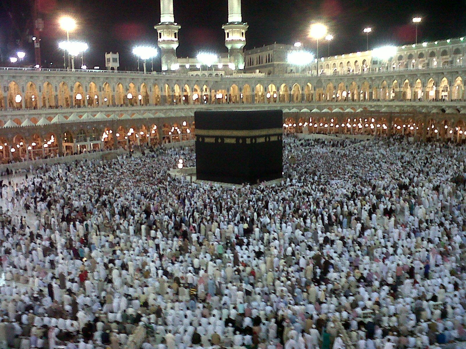 Maasyaa Allah, Link-link ini Bisa Bawa Anda ke Mekah! Must See !