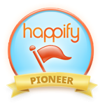 I am a Happify Pioneer!