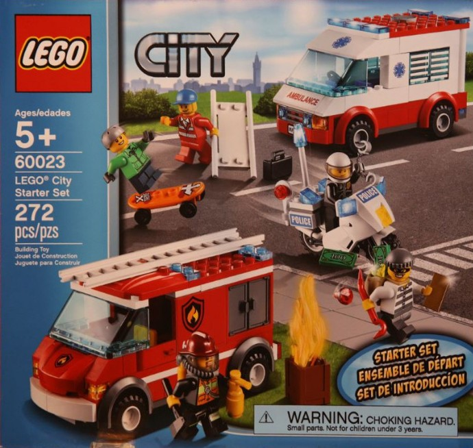 lego city 2013 sets