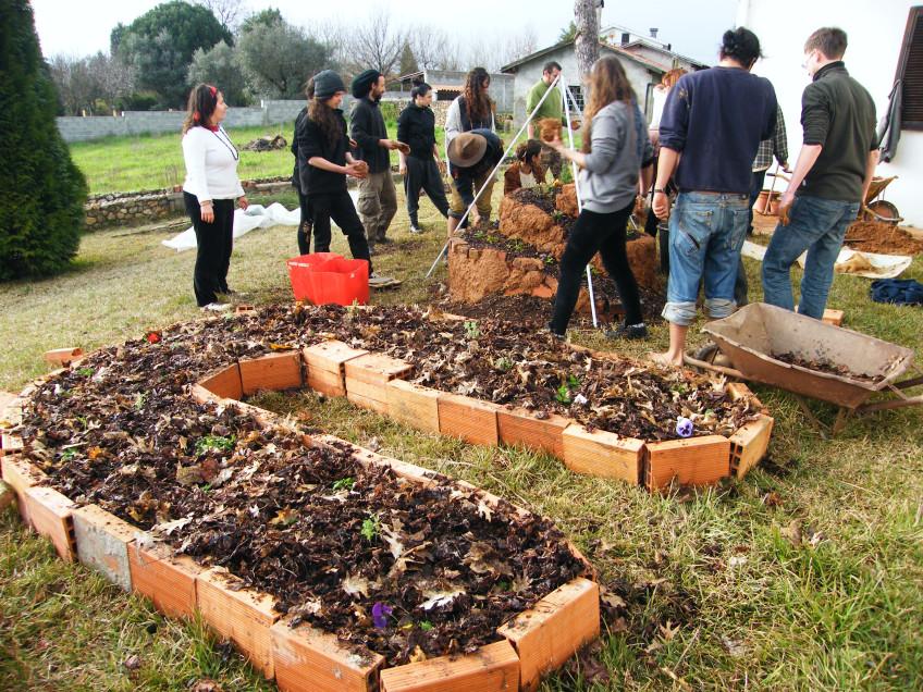 PGC Permaculture Garden Course