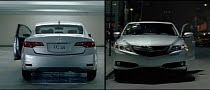 2013 Acura ILX Commercials: Equal Parts