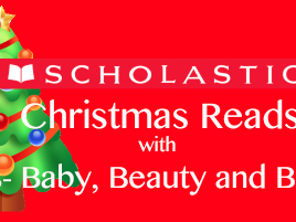 Christmas Reads thanks to Scholastic