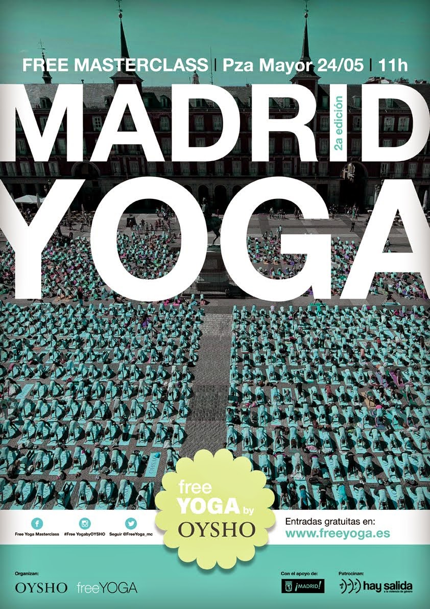 Madrid yoga