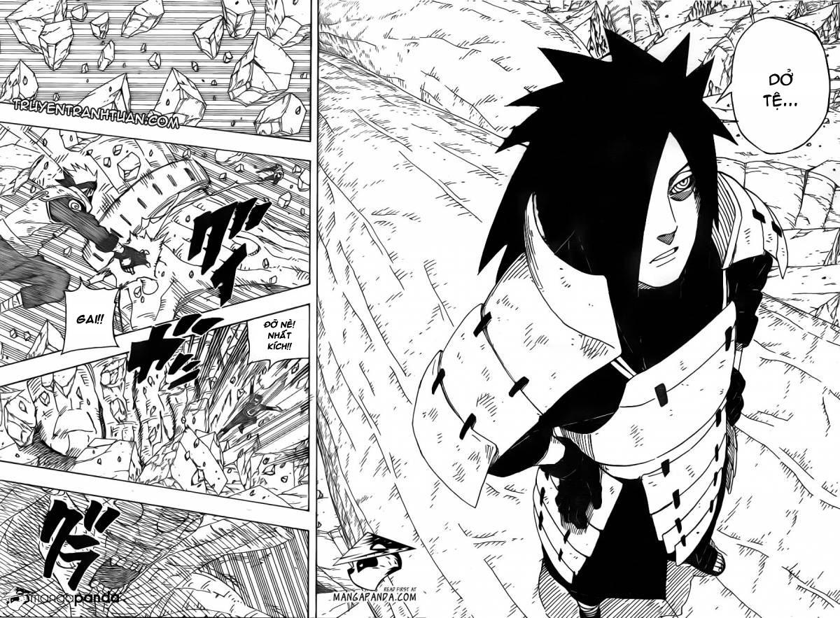 Naruto - Chapter 592 - Pic 6