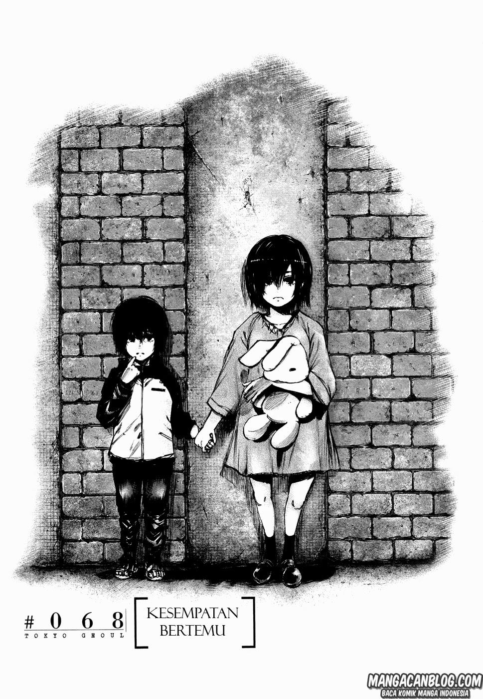 Dilarang COPAS - situs resmi www.mangacanblog.com - Komik tokyo ghoul 068 - kesempatan bertemu 69 Indonesia tokyo ghoul 068 - kesempatan bertemu Terbaru |Baca Manga Komik Indonesia|Mangacan
