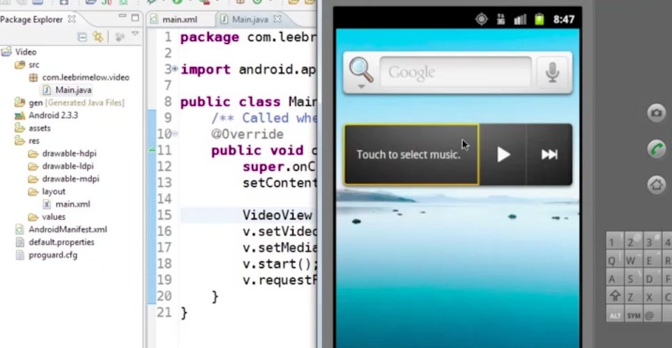 Android (operating System) - Build Android Apps Online