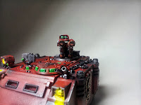RAZORBACK - BLOOD ANGELS - WARHAMMER 40000 12