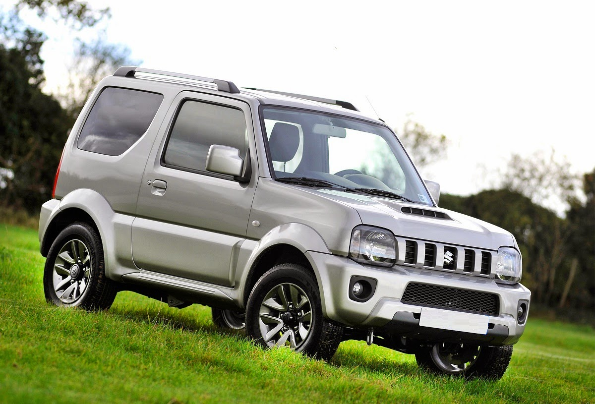 Car Reviews | New Car Images | Pictures, News: 2015 Suzuki Jimny