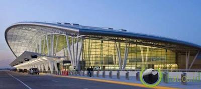 Bandara Internasional Carrasco, Uruguay