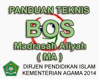 BOS Madrasah Aliyah