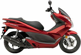 Gambar Motor Honda PCX 150