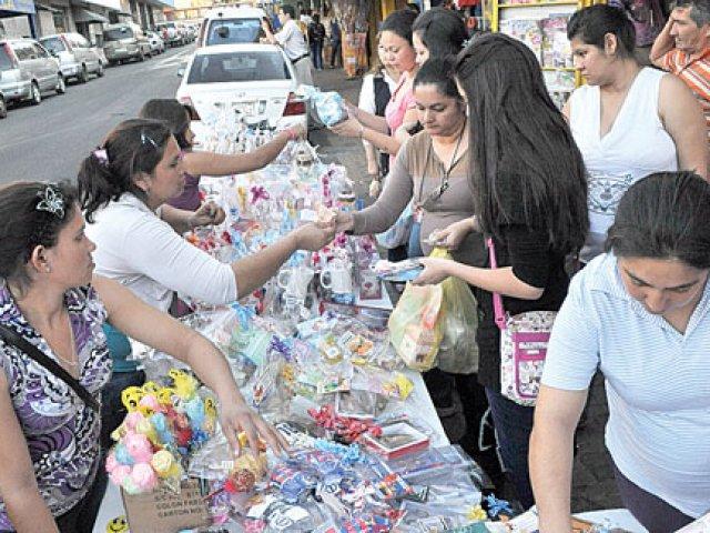 Noticias destacadas del paraguay 2013 07 28 for Bazar microcentro