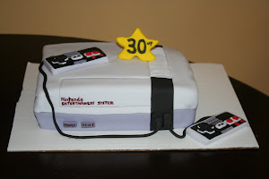 Nintendo Cake